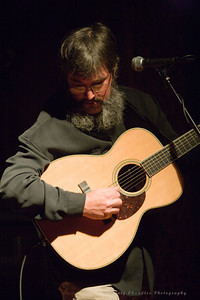 Larry Keel @ the Visulite Theatre by Monty Chandler