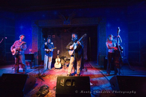 Larry Keel & Natural Bridge @ the Visulite Theatre         © Monty Chandler