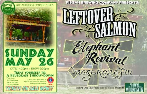 2013-05-26 - Leftover Salmon