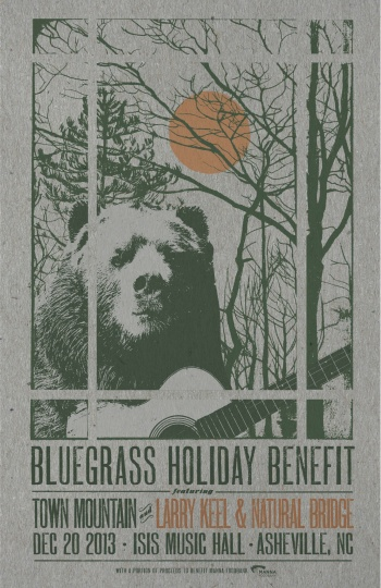 Twn Mtn Bluegrass Holiday