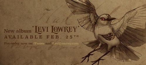 Levi Lowrey_Pre_order