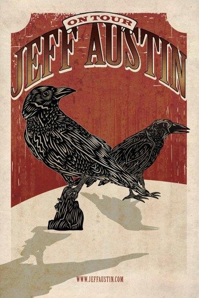 Jeff Austin Spring2014Poster