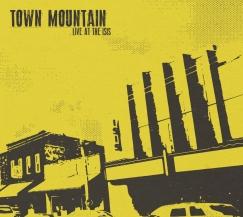 TownMountain_LiveAtTheIsis_CoverLORES