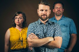 Jon Stickley Trio. Photo by Heather Hambor.