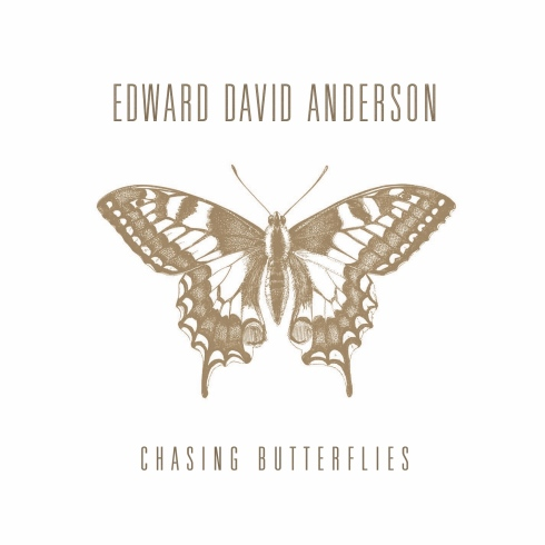 EDA Butterfly cover 2CD Cover